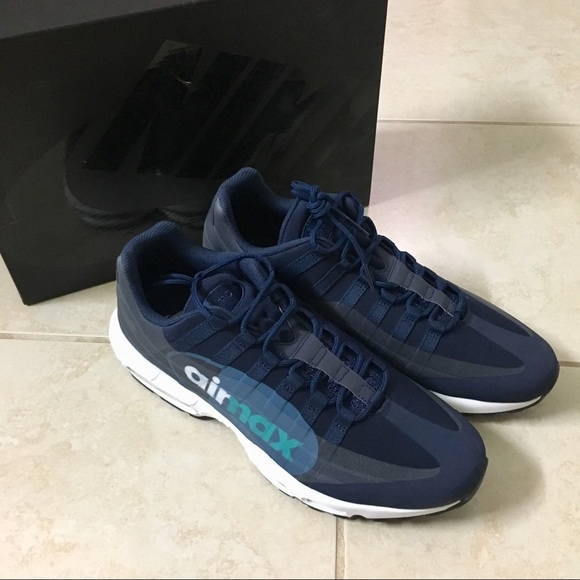 01c793fc2a8f New Men s Nike Air Max 95 NS GPX US 10 Blue
